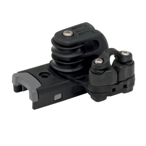 442-112-03, End control, cam cleat, stbd