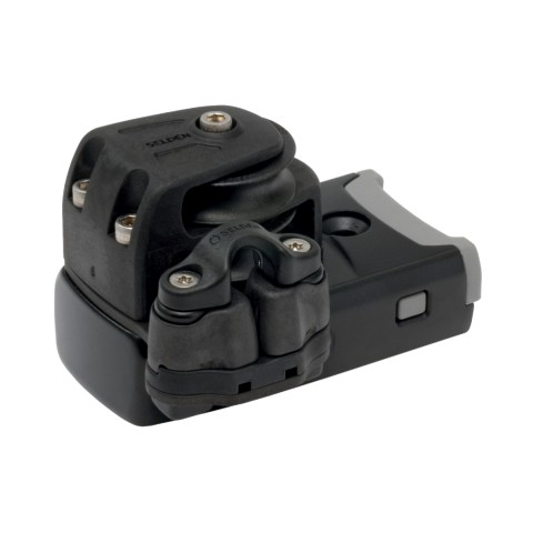 444-112-02, End control, Cam cleat, Port